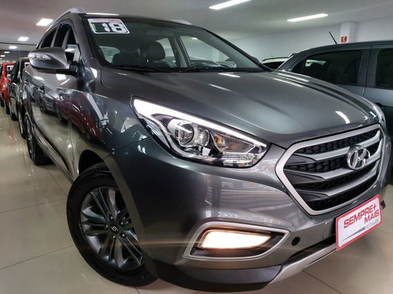 Hyundai Ix35 2018 2.0 Gls 2wd Flex Aut. 5p Veiculos Novos