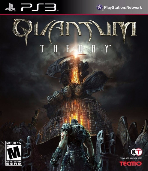 Quantum Theory Ps3 Semi-novo