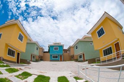R$ 299.000,00 Casas Condomínio 2 Quartos Primeira Locação À Venda, Itaipu, Niterói. - Ca1055