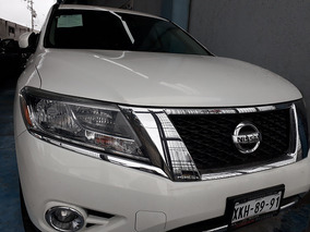 Nissan Pathfinder 3.5 Exclusive Mt