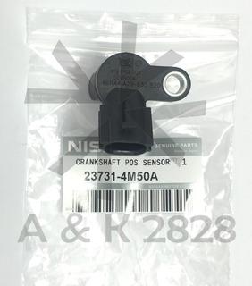 Sensor Nissan Sentra B15 Leva Y Cigueñal Original
