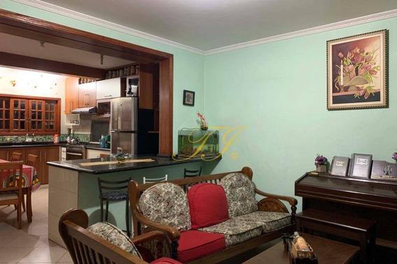 Sobrado Com 2 Dormitórios Para Alugar Por R$ 1.000/mês - Jardim Betel - Guarulhos/sp - So0022