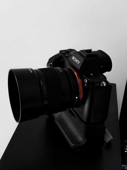 Câmera Sony A7rii