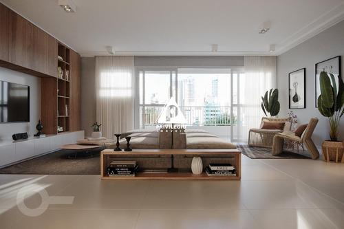 Apartamento À Venda, 4 Quartos, 1 Suíte, 3 Vagas, Leblon - Rio De Janeiro/rj - 25970