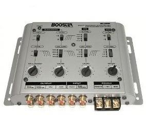 Crossover Booster Bc 4000 5 - Som Automotivo no Mercado
