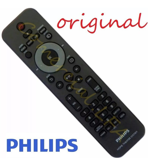 Remoto Home Theater Philips Vc Hts5533 Hts5543 Hts5543/55 U