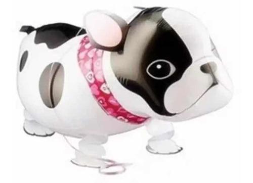 Globo Metalizado Pug, Salchicha, Bulldog, Gato