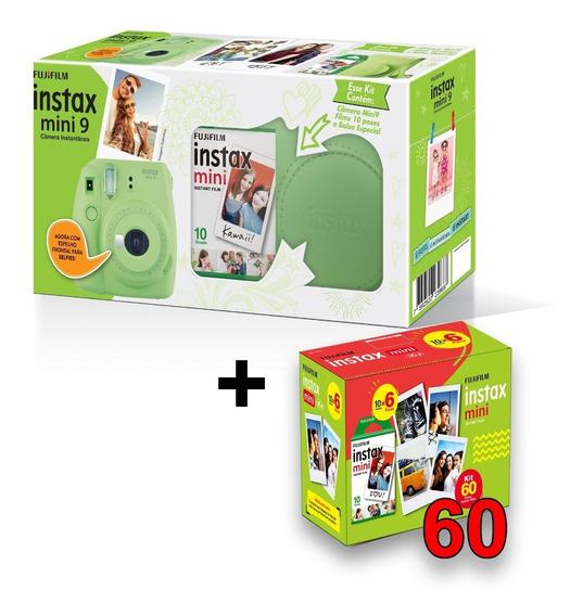 Instax Mini 9 Entrega + Rápida