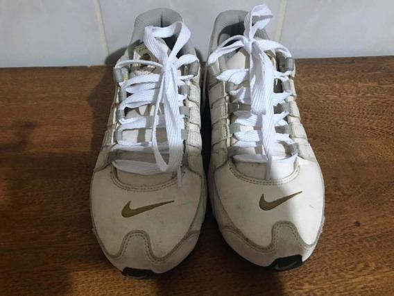 Tênis Nike Shox 35 Em Ótimo Estado