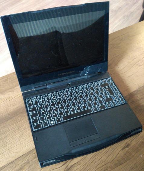Notebook Dell Alienware M11x R2 Intel Core I7 Defeito