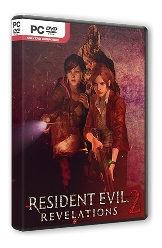 Resident Evil Revelations 2 Complete Edition - Pc Dvd