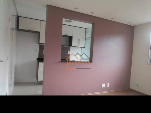 Imagem 1 de 13 de Apartamento À Venda, 45 M² Por R$ 228.000,00 - Jardim Nove De Julho - São Paulo/sp - Ap0054