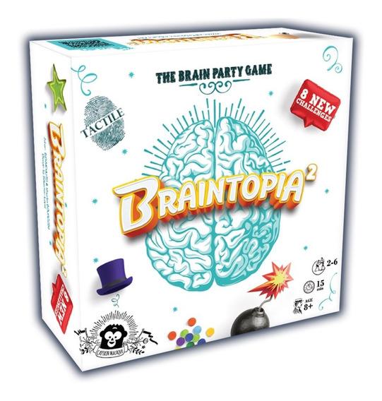 Juego De Mesa Braintopia Beyond