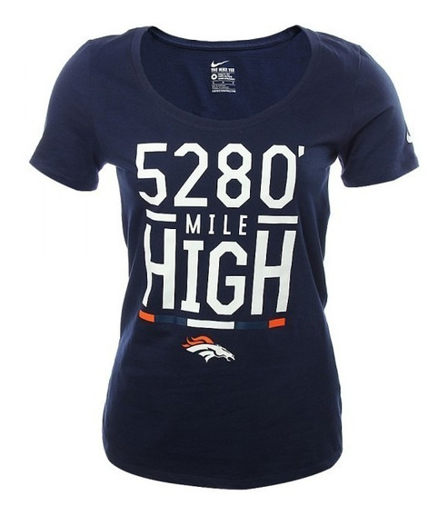 Playera Nike Mujer Denver Broncos