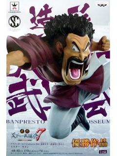 Figura Muñeco Mr Satan Simil Banpresto Colosseum Dragon Ball