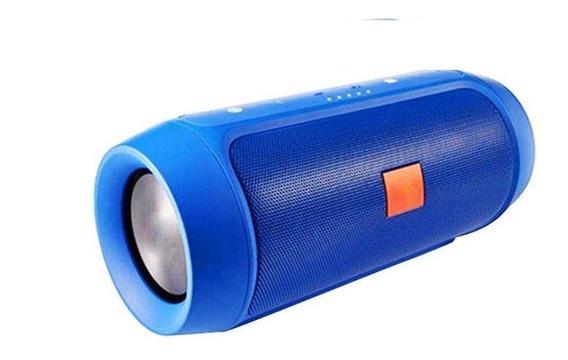 Caixa De Som Portátil 20 Watts Com Bluetooth Praia Piscina