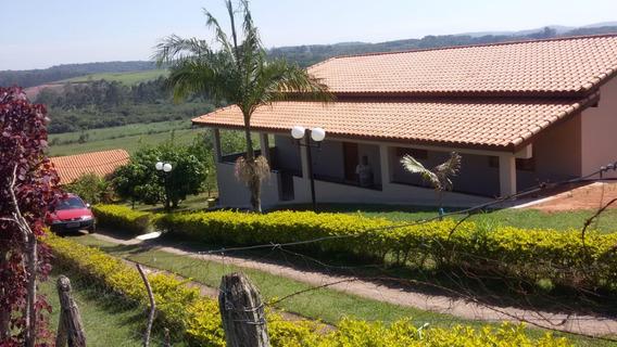 Chacara Ibiúna 2 Casas, Pomar Ótima Localização Escritura Rg