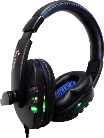 Headset Gamer Usb Pc, Note, Ps4, Ps3 C/ Led A Pronta Entrega