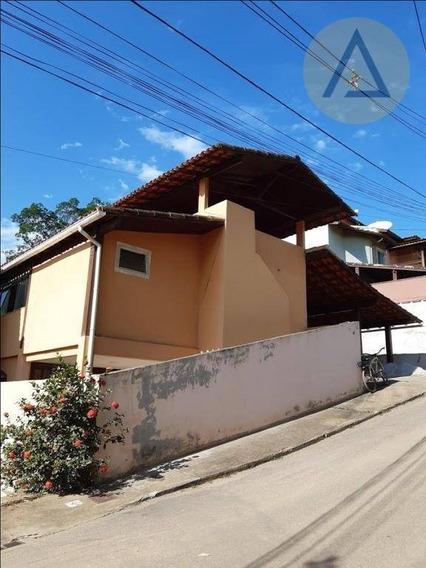 Casa Com 4 Dormitórios À Venda, 281 M² Por R$ 530.000,00 - Granja Dos Cavaleiros - Macaé/rj - Ca0857