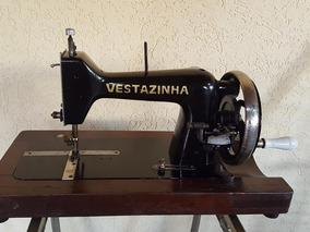 Máquina De Costura Manual Vestazinha