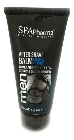 Gel Pós Barba Spa Pharma Men 150 Ml