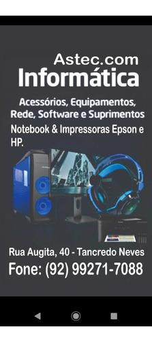 Imagem 1 de 3 de Serviços Em Informática Notebook E Impressoras Epson E Hp