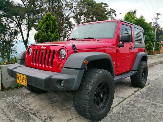 Jeep Wrangler Mecanico