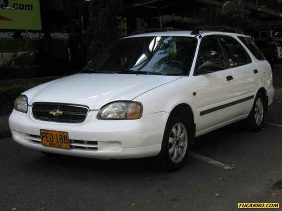 Chevrolet Esteem Estation Wagon 1600 Cc
