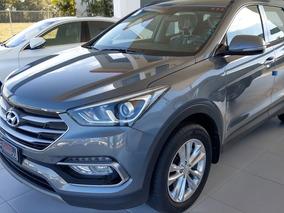 Hyundai Santa Fe Sport Gris 2018