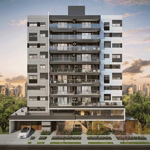 Imagem 1 de 12 de Apartamento Residencial Para Venda, Pinheiros, São Paulo - Ap6553. - Ap6553-inc