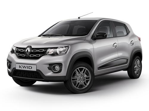 Renault Kwid Intens 2021 0km Plata Contado Financiado Permut