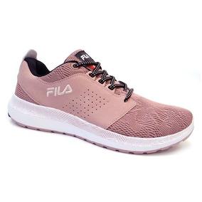 Tenis Feminino Fxt Full Flownet Se - Fila (03) - Rosa/branco