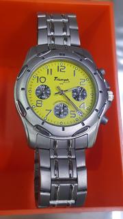 Reloj Triumph 513801,garantia,calendario,sumergible