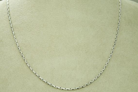 Corrente Bali 50 Cm (l10,6) Prata 925