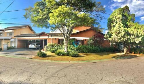 Imagem 1 de 22 de Casa Com 4 Dormitórios À Venda, 381 M² Por R$ 2.230.000,00 - Alphaville - Santana De Parnaíba/sp - Ca0943