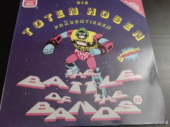 Vinilo - Die Toten Hosen - The Battle Of The Bands - Aleman