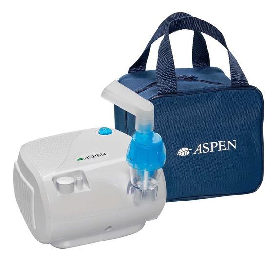 Nebulizador Aspen A Pistón Compacto Bajo Ruido Br Cn116