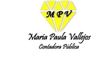 Estudio Contable - Contadora Pública María Paula Vallejos