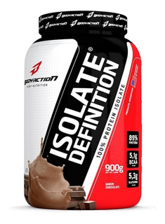 Whey Isolate Definition 900gr Body Action