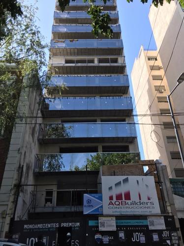 Excelente Monoambiente Joy En Palermo,  Piso 7°a  Frente.