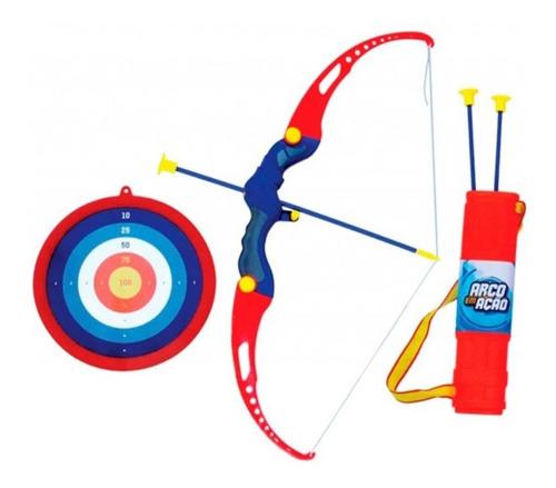 Imagem 1 de 1 de Super Kit De Arco E Flecha - Bel Brink