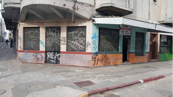 Local En Alquiler Ideal Rotiseria O Bar. Esquina (cordón)