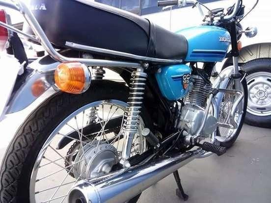 Honda Cg 125 Cod.0011