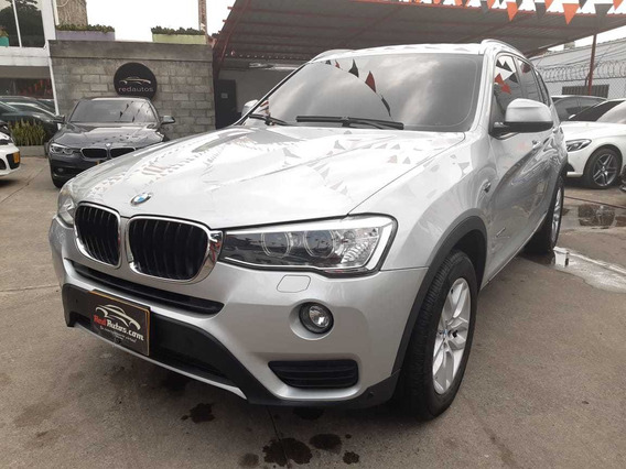 Bmw X3 Xdrive20d Executive Triptonico 2.0 Td 2016