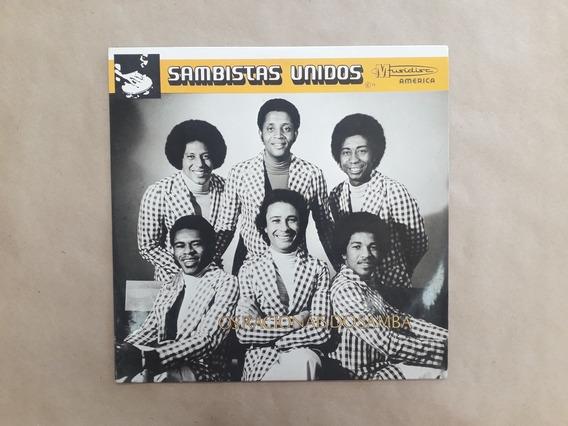 Lp Sambistas Unidos Os Racionais Do Samba 1975 Musidisc