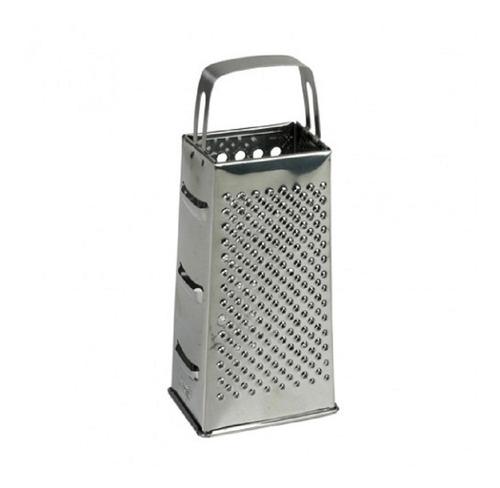 Rallador 4 Caras De Acero 9x6.5x22cm