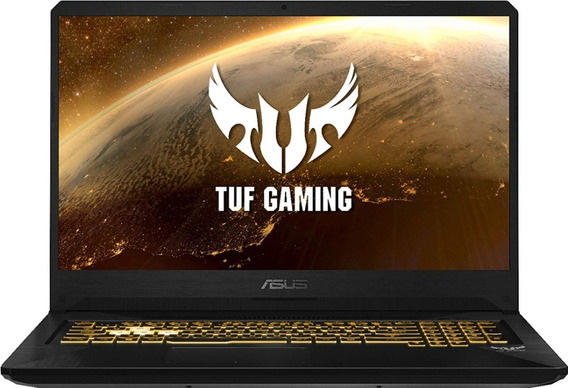 Notebook Asus Fx Gamer R7 16gb 256ssd+2tb 1650 4gb 17,3 Fhd