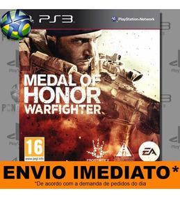 Jogo Medal Of Honor Warfighter - Promoção Pronta Entrega Ps3