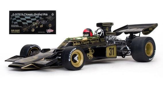 F1 - Emerson Fittipaldi - Lotus Campeão 1972 - 1:18 - Grande