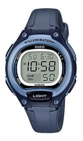 Relógio Casio Feminino Lw-203-2avdf